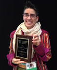 2014 Special Ed Art Educator of the Year